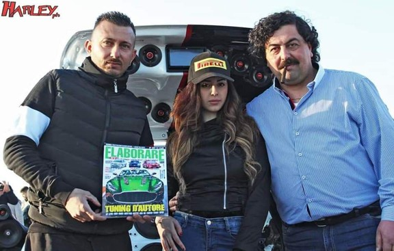 CELLOLE / BAIA DOMIZIA – Raduno Tuning, successo dell'esclusivo evento di 'Friends & Motors' al Lido Elena