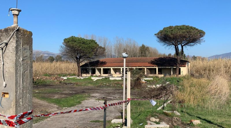 "CELLOLE / BAIA DOMIZIA – Sequestro area, Fasano: ""Mai incendiato scarti di potatura o altro materiale"""