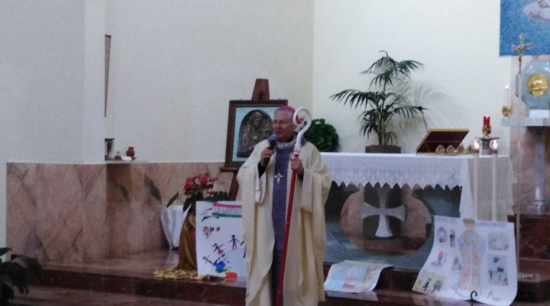 SESSA AURUNCA – Coronavirus, migliorano le condizioni del vescovo Piazza