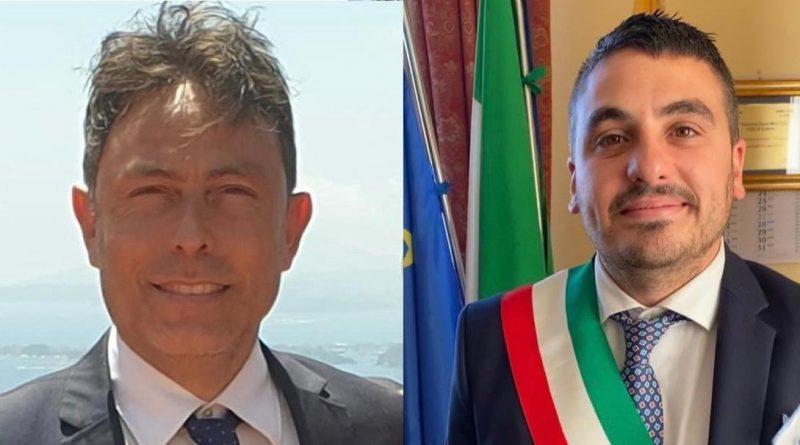CELLOLE – Traguardo storico: Di Leone e Iovino definiscono ufficialmente i confini con Sessa Aurunca