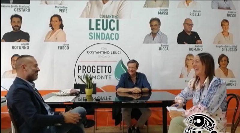 PIEDIMONTE MATESE – Comunali, Leuci: in 'Progetto Piedimonte' le migliori energie della città (IL VIDEO)